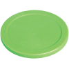 "Valley Dynamo Fluorescent yellow/Green 2-1/2"" plastic hockey puck - 205-1502-0"