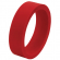 "1-1/2"" x 1/2"" Red Flipper Rubber, 45 Durometer - 25-1000-00"