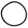 "4"" ID Black Rubber Ring, 50 Durometer - 25-1250-06HD"