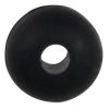 "3/8"" OD Black Mini Post Rubber, 50 Durometer - 25-1260-06HD"