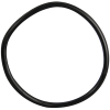 "4-1/2"" ID Black Rubber Ring, 50 Durometer - 25-1300-06HD"