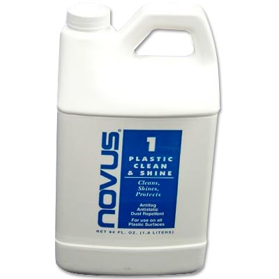 Novus #1 Cleaner & Polish, 64 oz Bottle, 12 per Case - 25-1330-00 - Item Photo