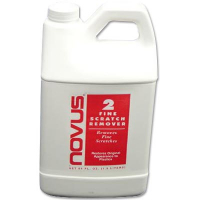 25-1331-00 - Novus #2 Cleaner & Polish, 64 oz Bottle, 12 per Case