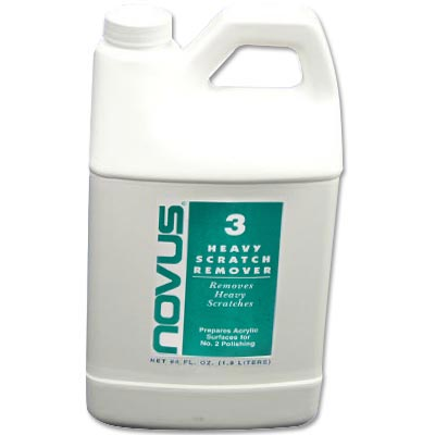 Novus #3 Heavy Scratch Remover, 64 oz. - 25-1334-64 - Item Photo