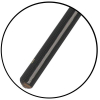 "Bridge Cue 57"" black - 26-0205-00"
