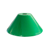 Green Plastic Shade - 26-0453-00
