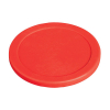 "RED AIR HOCKEY PUCK 2-1/2"" DIAMETER; 1/4"" THICK - 26-0610-00"