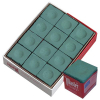 Master Chalk Green Cue Chalk (12 pack) - 26-1023-12G