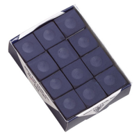 26-1051-12PR - Silver Cup Purple Cue Chalk (12 pack)