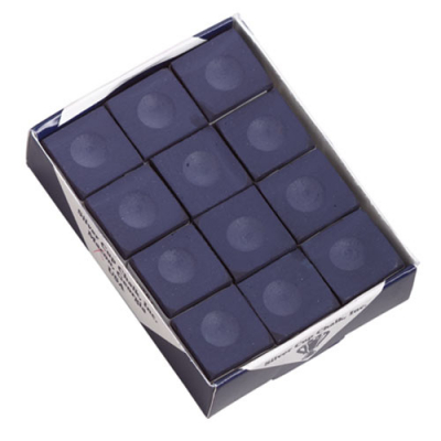 Silver Cup Purple Cue Chalk (12 pack) - 26-1051-12PR - Item Photo