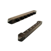 6 Cue Wooden Wall Rack - 26-1054-00