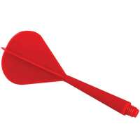 26-1074-100 - House Dart Flight, Red