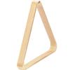 15 Ball Wood Triangle Rack - 26-1076-00