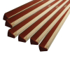 Valley 7 ft. pool table uncovered Cushion Rail Set - 26-1460-00