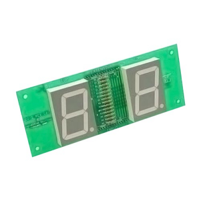 Dynamo Air Hockey LED PCB Overhead  - 26-1468-00 - Item Photo