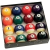 "2-1/4"" Professional Ball Set w/ Twin 8 Balls - 26-1017-88"