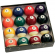 "2-1/4"" Standard Pool Ball Set with Two 8-Balls - 26-2002-03"