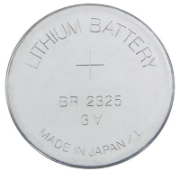 27-0022-00 - 3V Lithium Battery, Coin Cell