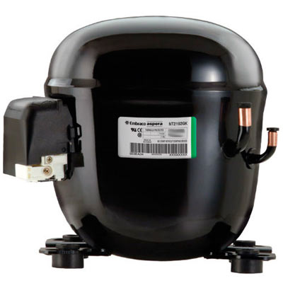 Aspera Compressor, 1/2HP High Torque, with R134 and Start Capacitor - 27-1232-00 - Item Photo