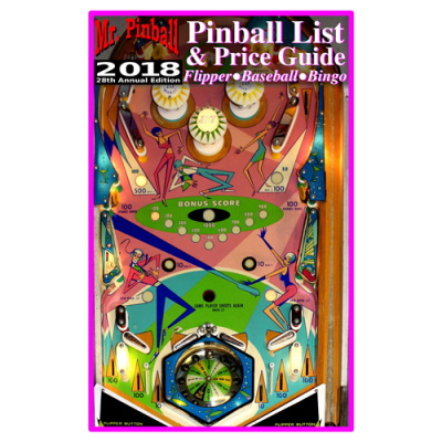 Mr. Pinball - Pinball Machine List & Price Guide - 27-1597-00 - Item Photo