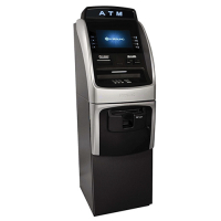 28-0004-11 - Hyosung 2700 ATM with 1000 note cassette, EMV Reader & E-lock