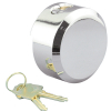 Puck Lock, Keyed Alike #80066 with 2 Keys - 30-1017-80066