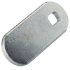 "1-1/2"" Straight Cam for Small Square Hole - 30-1527-000"