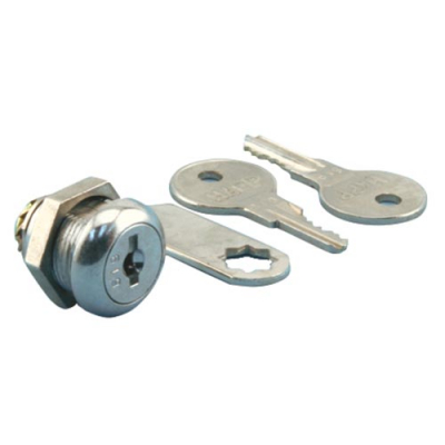 "5/8"" Single Bitted Keyed Different Lock - 30-2224-KD - Item Photo"