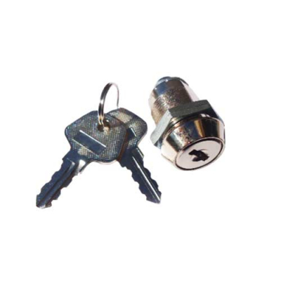 "1-1/8"" DB LOCK KA H580 W/1-1/4 CAM AND 2 KEYS - 30-3403L-H580 - Item Photo"