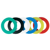 110-0022-5 - Color Coded Lock Ring - Green