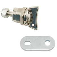 "7/8""  Keyless Thumb Turn Cam Lock - 30-0324-00 - Item Photo"