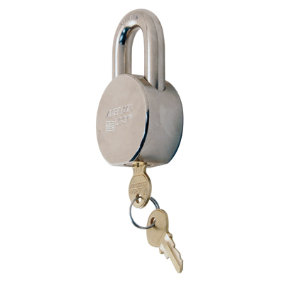 Professional H-10 Padlock - 30-1000-XXX - Item Photo
