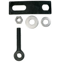 "Super Heavy Duty 4-1/2"" Bar Hasp - 30-1005-00 - Item Photo"