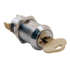 Momentary Switch Lock, Keyed Alike #2341, Key Removable in OFF Position, .250 Terminal with 2 Keys & Nut - 30-1086-00