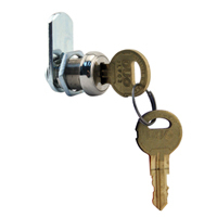 "1-1/8"" Fort Type Single Bitted Lock, Keyed Different - 30-3144-KD - Item Photo"