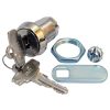 "1-1/8"" Illinois Lock Double Bitted Keyed Alike Locks - Key #3006 - 30-2485-7500"