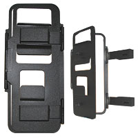 """Guardian"" Over/Under 2-Entry Stacker Validator Door Hasp - 30-2400-200 - Item Photo"