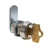 "7/8"" Double Bitted Lock, Keyed Different (Import Brand) - 30-3145-KD"