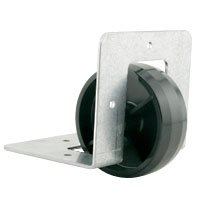 33-1198-00 - Cabinet Wheel Assembly