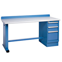 "60"" W Lista Repair Workbench - 33-1415-00 - Item Photo"