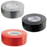39-0044-00 - Duct Tape, Black