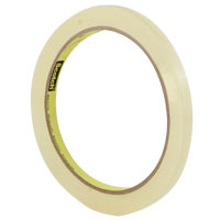 39-0039-72 - 3M Clear Double Sided Tape 1/4