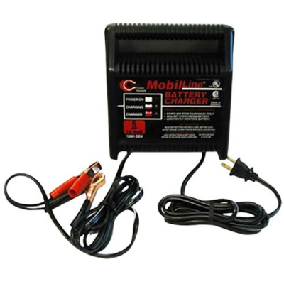 Battery Charger for LectroTruck Slot Machine Mover - 33-1378-00 - Item Photo