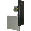 Ticket Dispenser Door with Entropy TD-963CR Ticket Dispenser, with Ticket Bin, LED, Level Sensor Switch & Harness - 40-0549-00