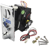 40-1500-05 - Electronic Roll Down Coin Acceptor with Reject Lever