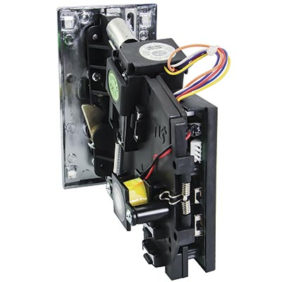 Electronic Roll Down Coin Acceptor with Reject Lever - 40-1500-05 - Item Photo