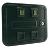 Multi-Player Standard Door, Double Entry without Harness, Meter or Box Assembly - 40-0008-00