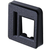 Plastic Entry Bezel for SUZOHAPP Coin Doors - 42-0231-00D