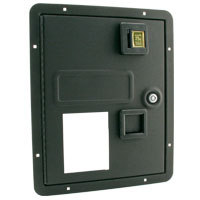 42-0161-00 - Door For MEI & Rowe Validators With Stacker Coin Acceptance