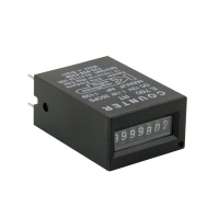 42-0754-12V - 7-digit meter 12V w/ PC Board Mount